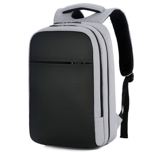 Arsmundi Anti-theft USB Backpack - equippt travel & camping