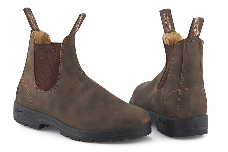 Blundstone #585 Rustic Brown