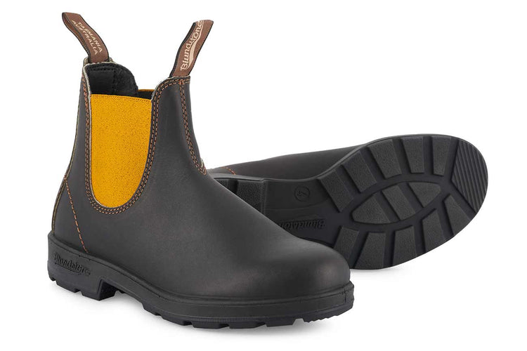 Blundstone #1919 Brown/Mustard