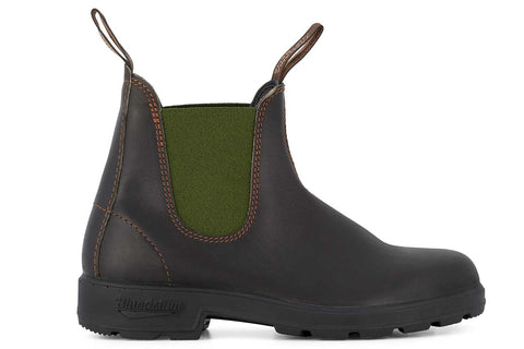 Blundstone #519 Stout Brown/Olive