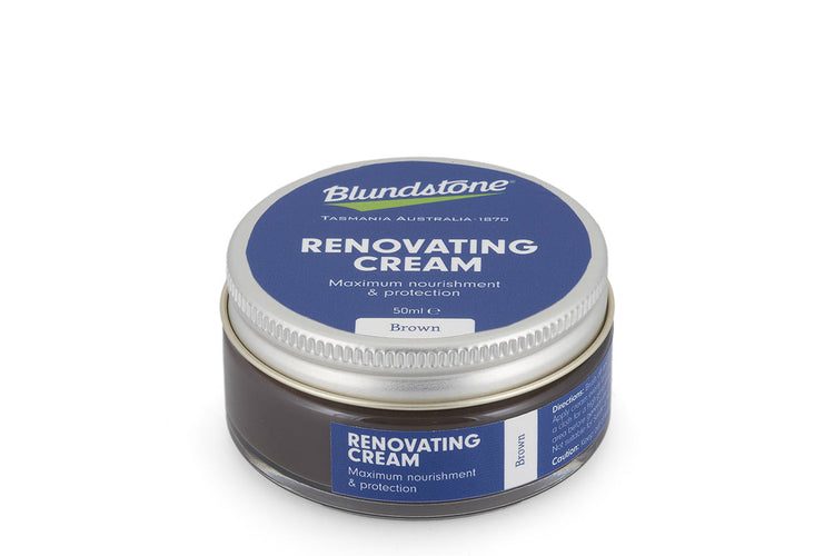 Blundstone Renovating Cream Brown 50ML