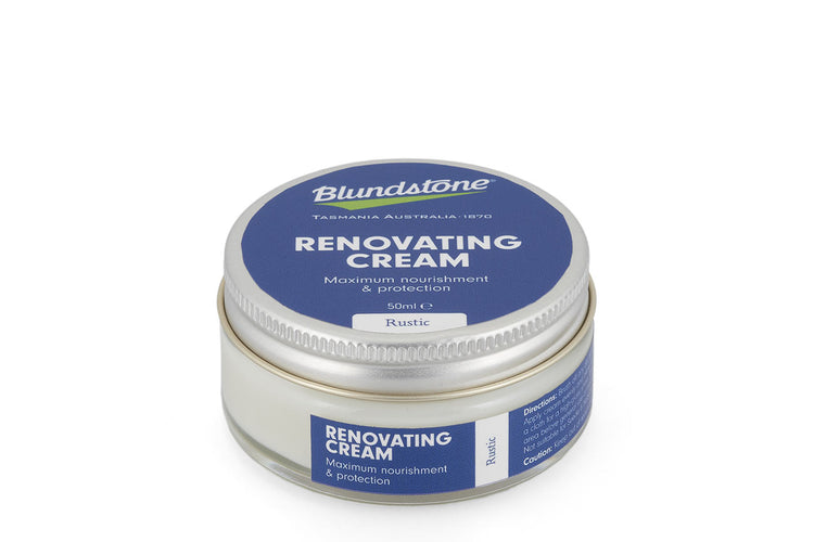 Blundstone Renovating Cream Rustic 50ML