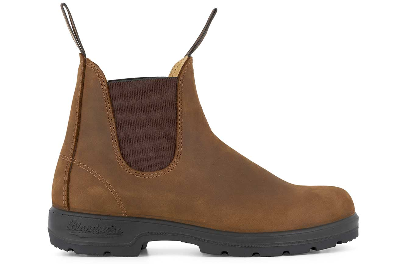 Blundstone #562 Crazy Horse Brown