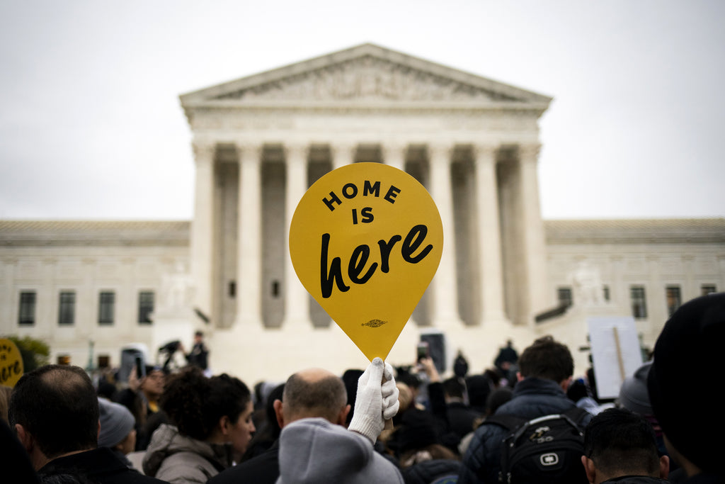 Supreme Court blocks Trump's bid to end DACA, a win for undocumented 'dreamers'