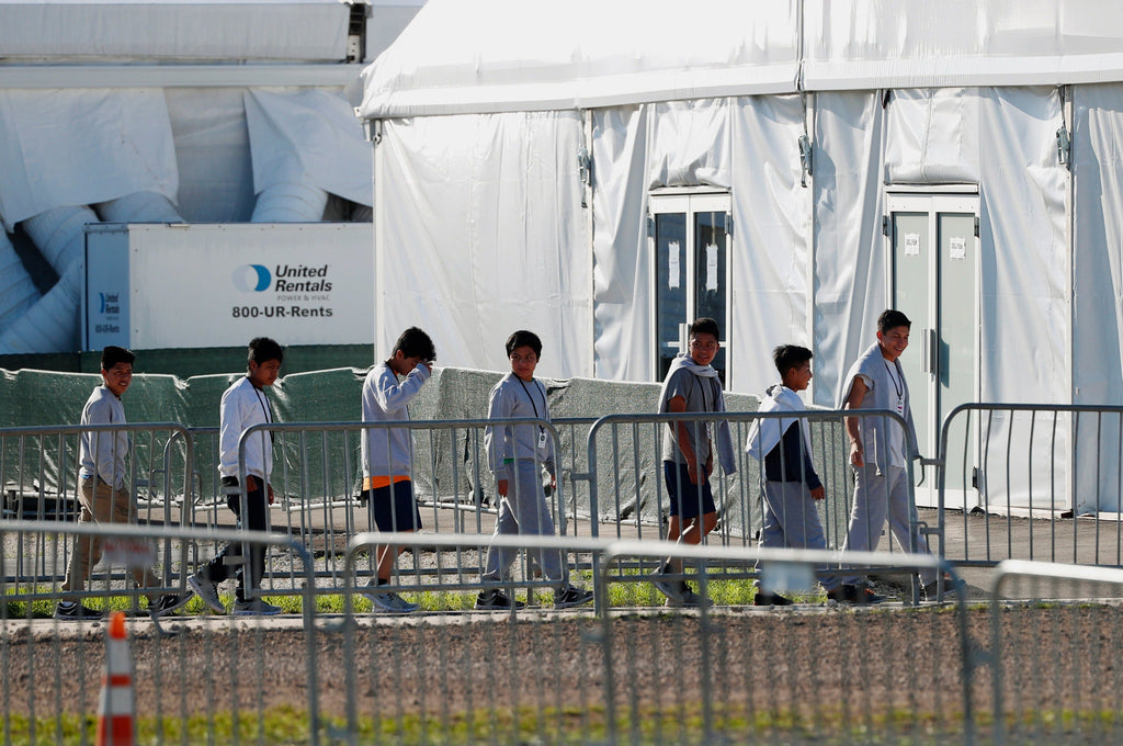 Migrant Families Would Face Indefinite Detention Under New Trump Rule