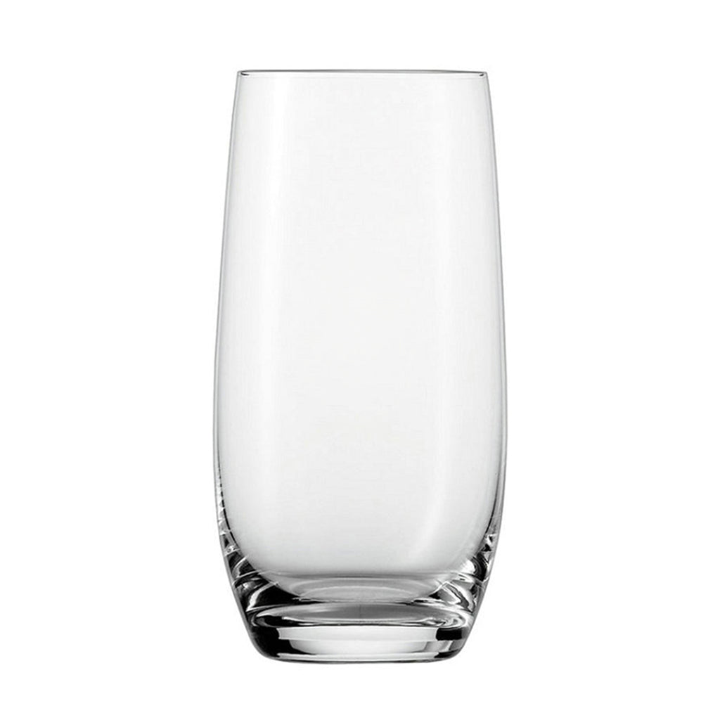 Homestia Egg-shaped Highball Glass Lead-free Crystal Cocktail Glass 17.5 oz