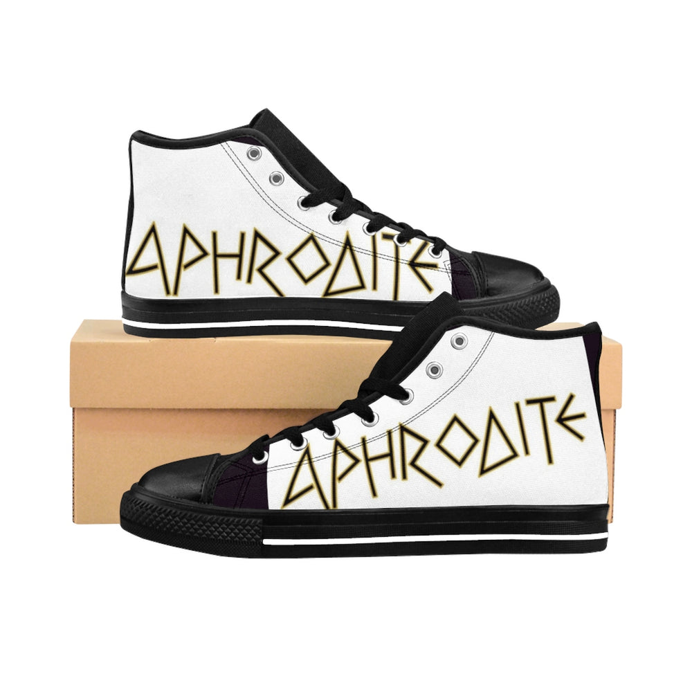 APHRODITE Schoolboy Men's High-top Sneakers by INDIO$eye