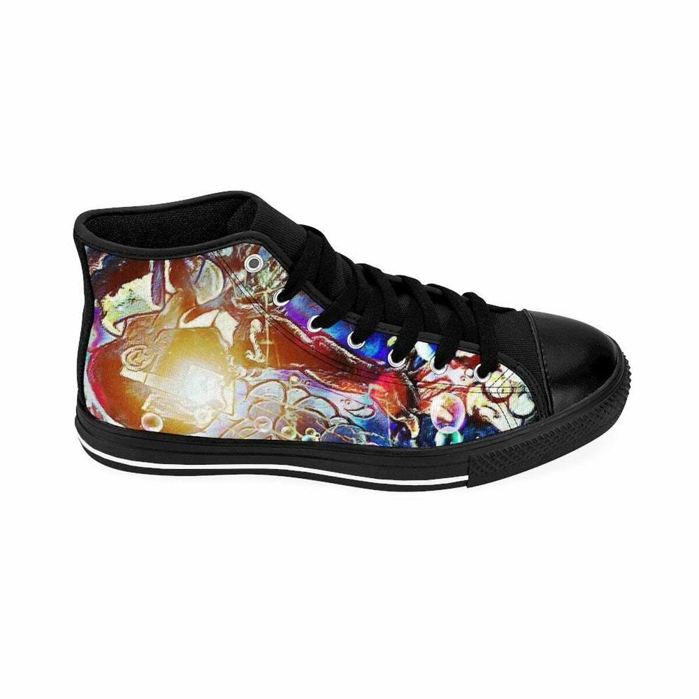Men's High-top Sneakers by INDIO$eye