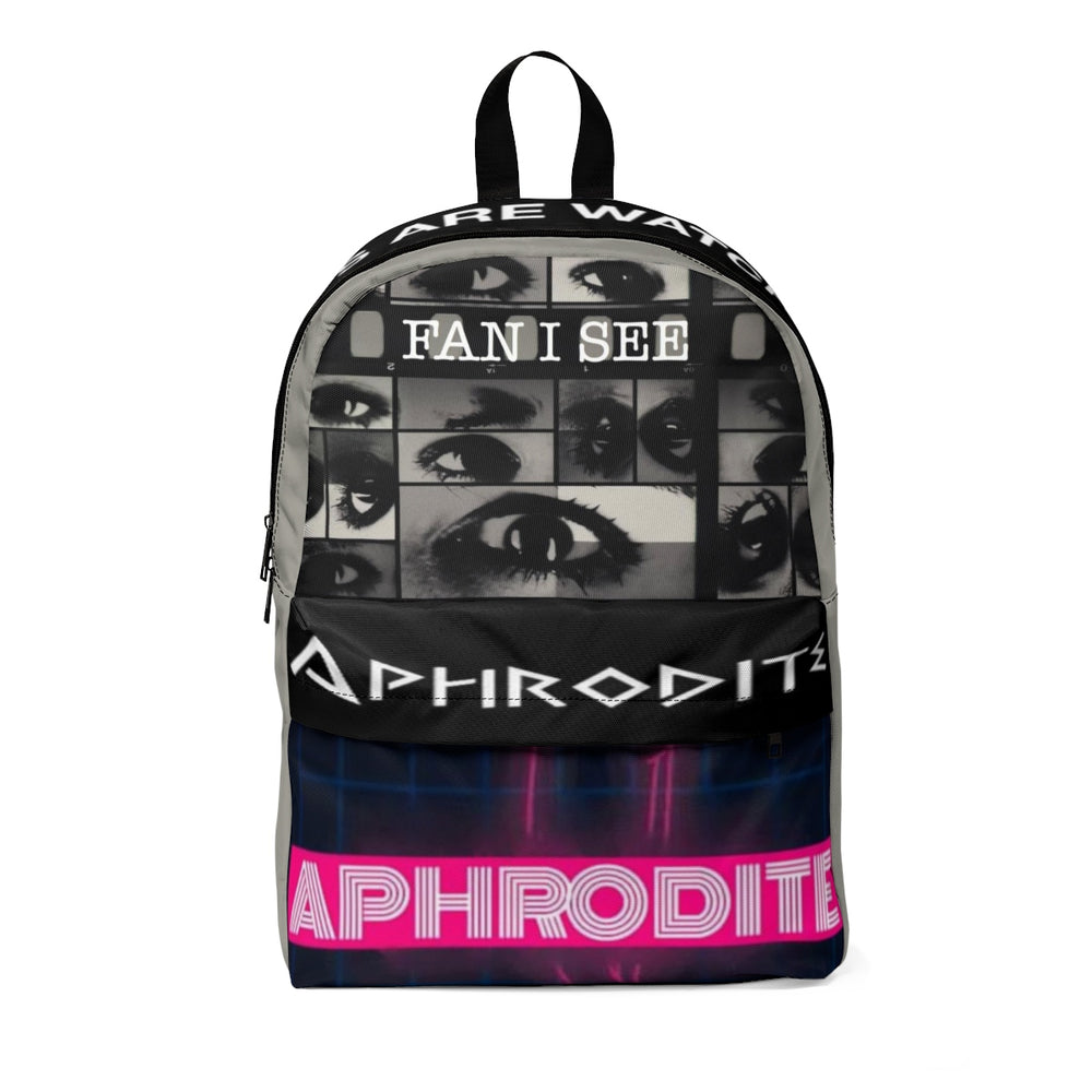 APHRODITE School Dayz Unisex Backpack by indio$eye