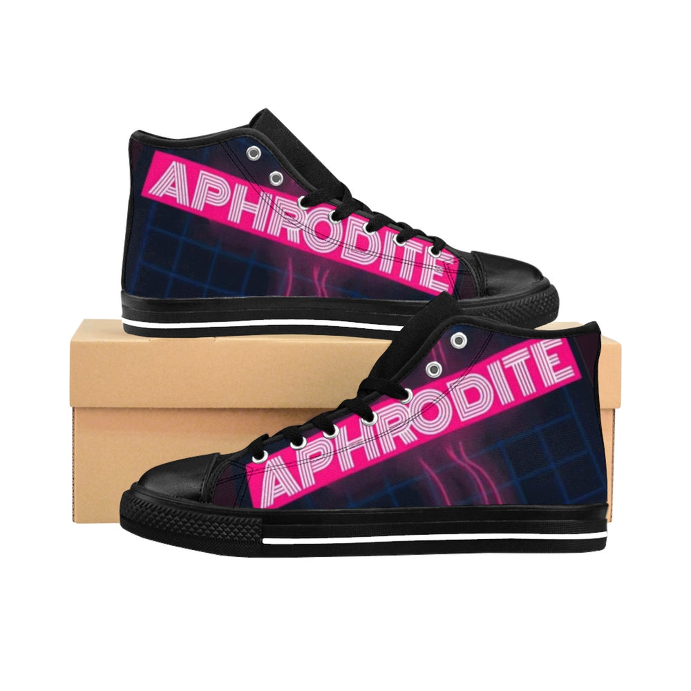 Aphrodite Men's High-top Sneakers by indioseye