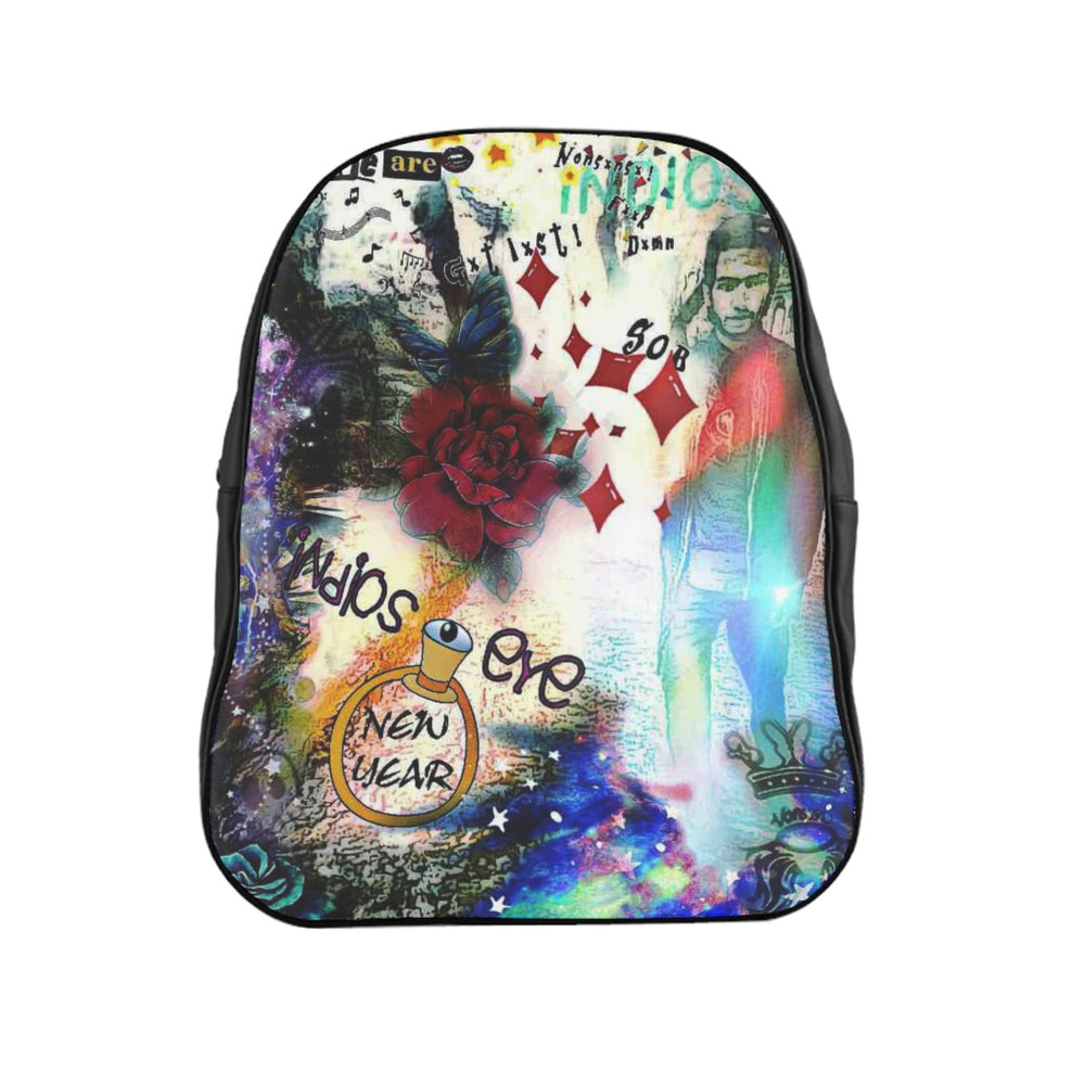 INDIO$eye School Backpack
