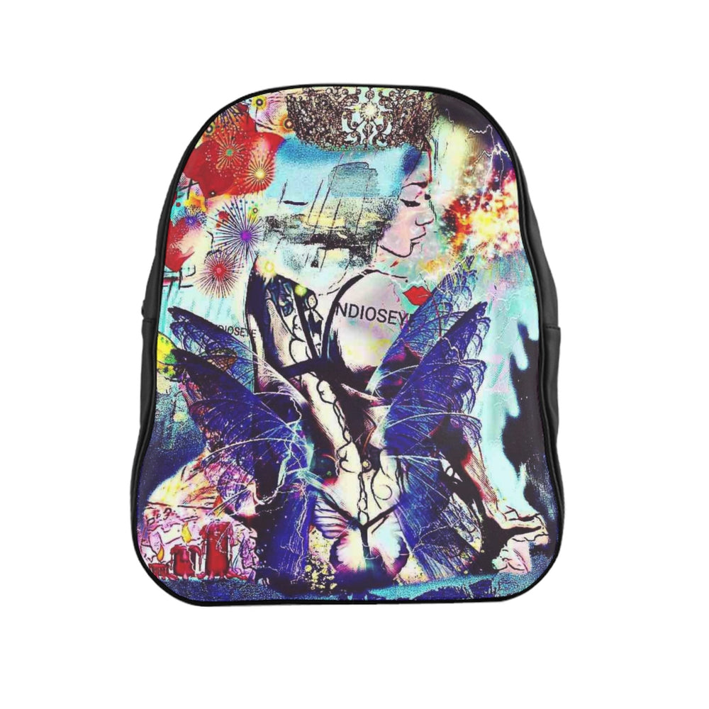 School Backpack by INDIO$eye