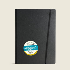 Le Palle notebook - English|Taccuino Le Palle - inglese