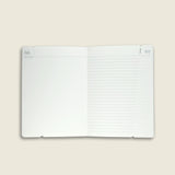 Beige pocket notebook|Taccuino pocket avana