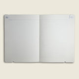 """Discover"" notebook by Evergreen