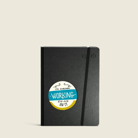 Le Palle Pocket notebook - English|Taccuino Pocket Le Palle - inglese
