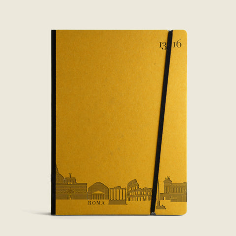 Rome notebook|Taccuino Roma