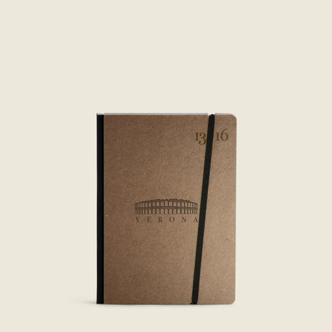 Verona Pocket Notebook|Taccuino pocket Verona