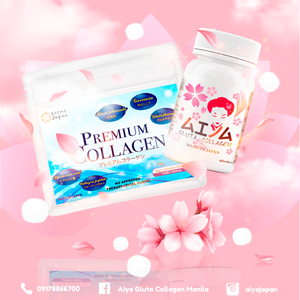 COMBO - AIYA & PREMIUM COLLAGEN