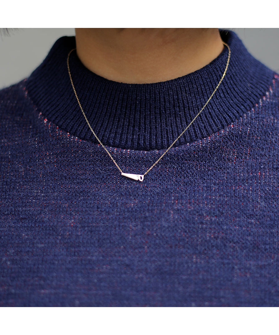 Tools necklace(Gold)