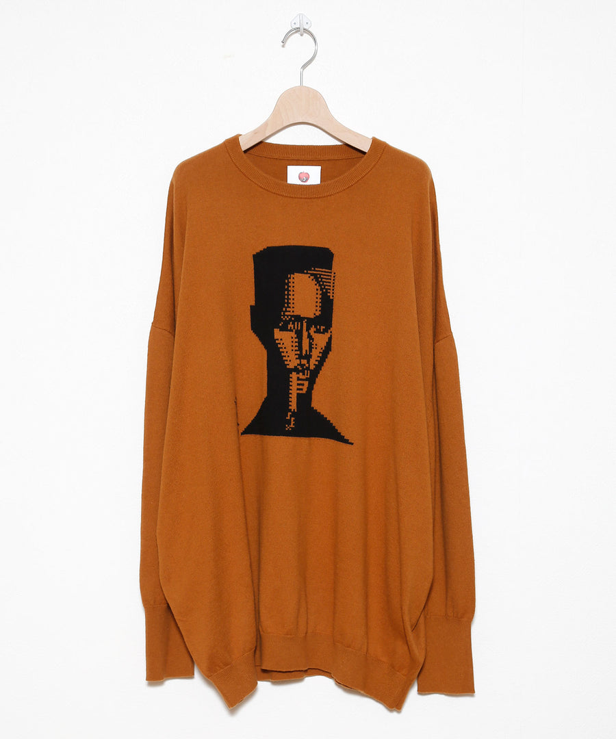 Grace Jones Knit Sweater
