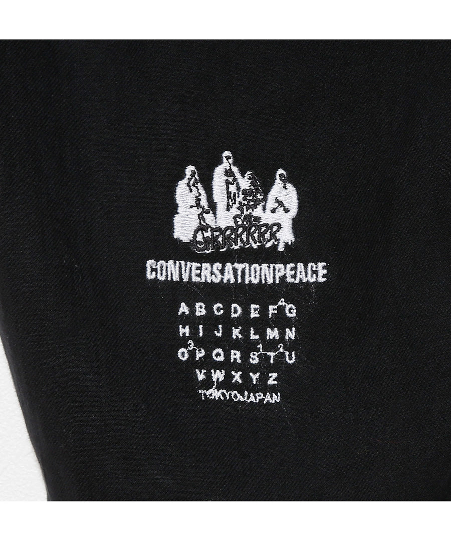 CONVERSATION LOGO PANTS