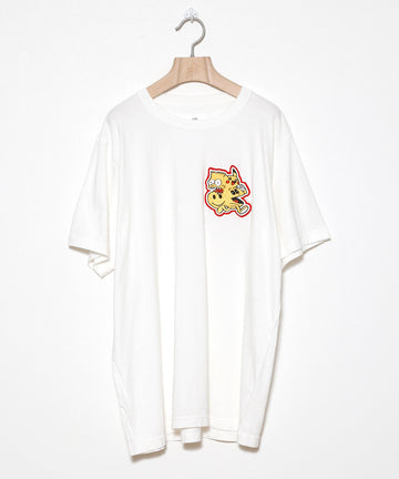 KENDAI × STOF EMBROIDERY T-SHIRTS No.10