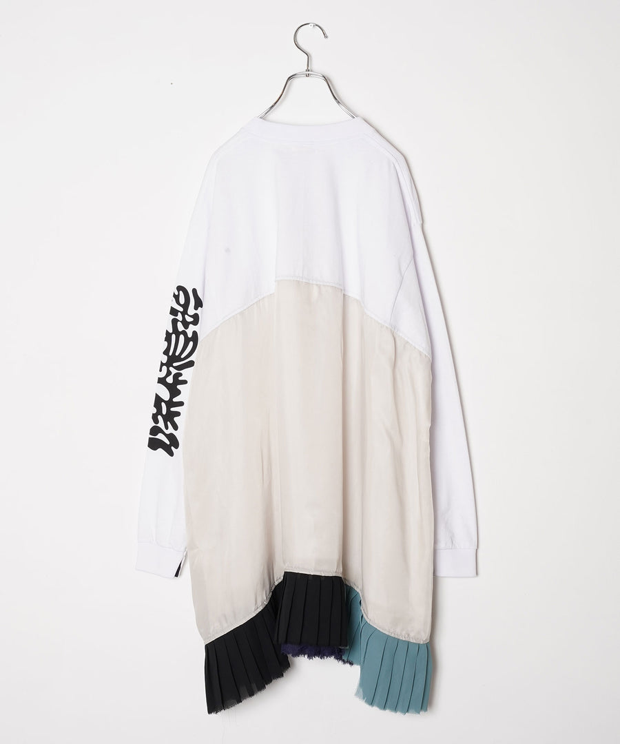 L/S T OP(RYU MIENO)/WHT*IVR*中国語002
