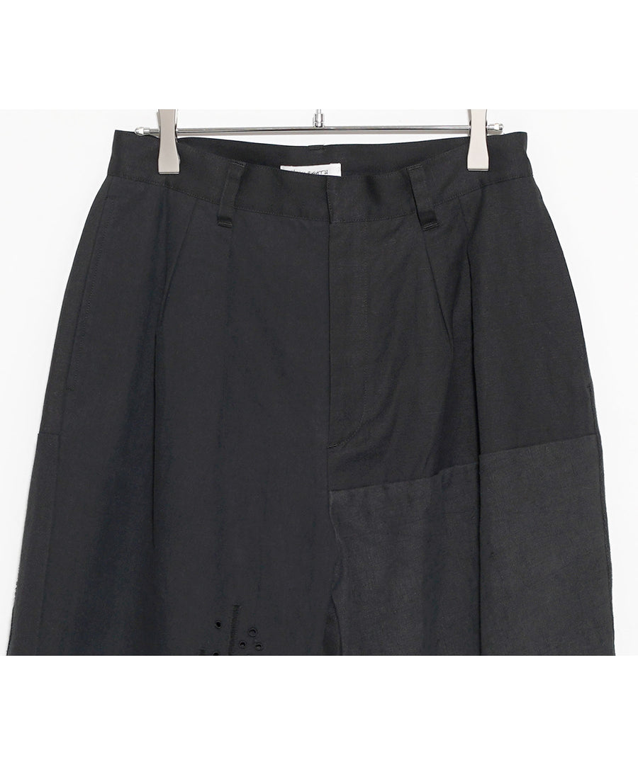 BLK TABLE CLOTH WIDE PT(standerd)/BLK_001