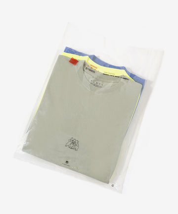 3COLOR 3P PACK TEE