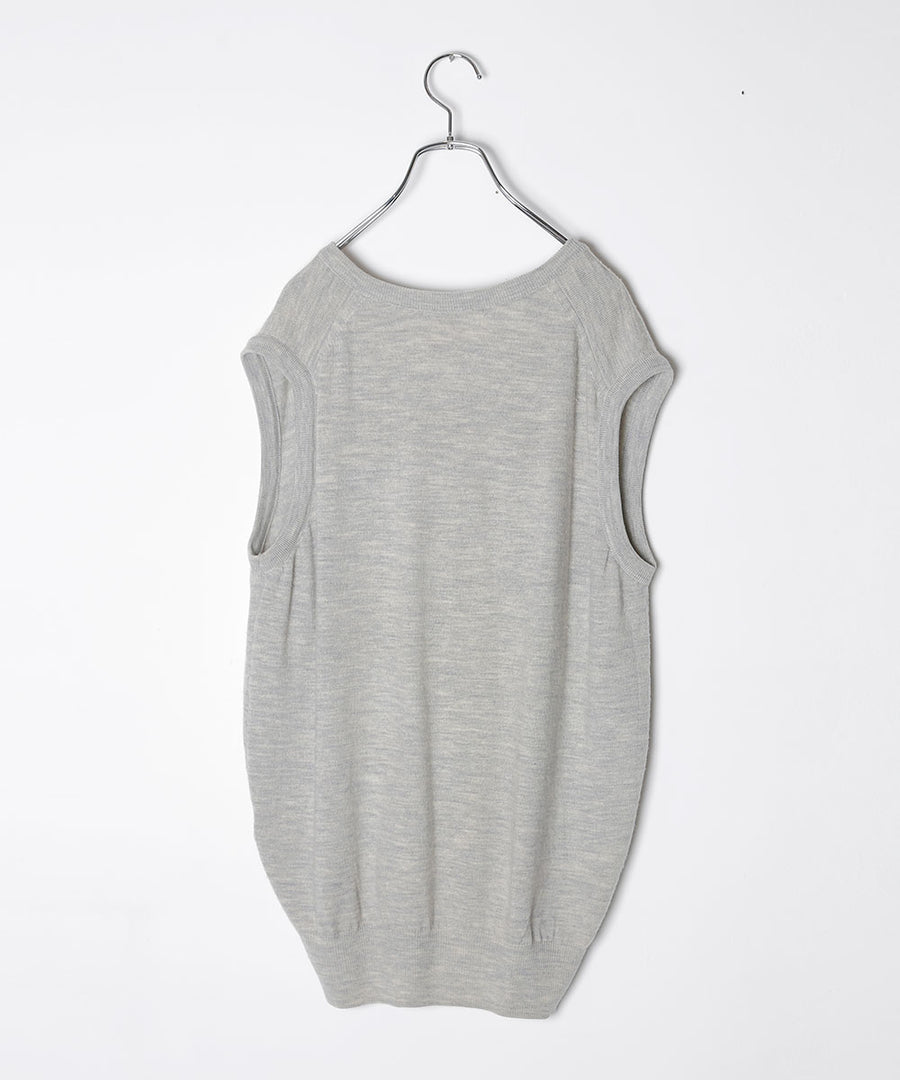 RE:LIGHT KNIT VEST