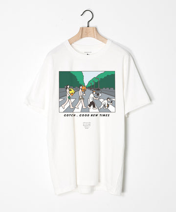 [BANDAID] STOF × Gotch T-SHIRT