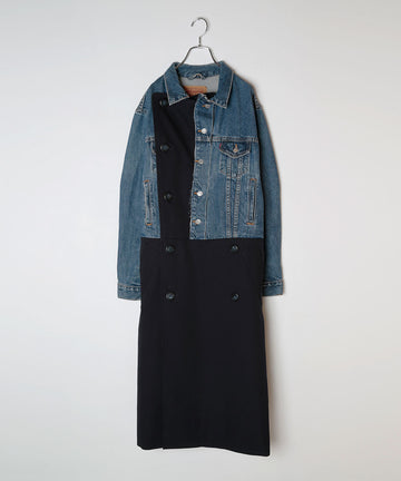 UNION DENIM JK/DARK NAVY002
