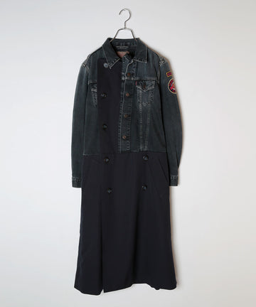 UNION DENIM JK/DARK NAVY001