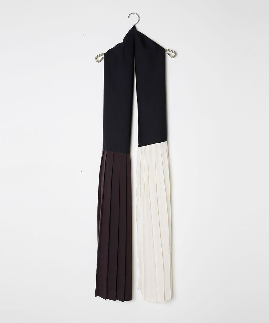 PLEATED STOLE/003