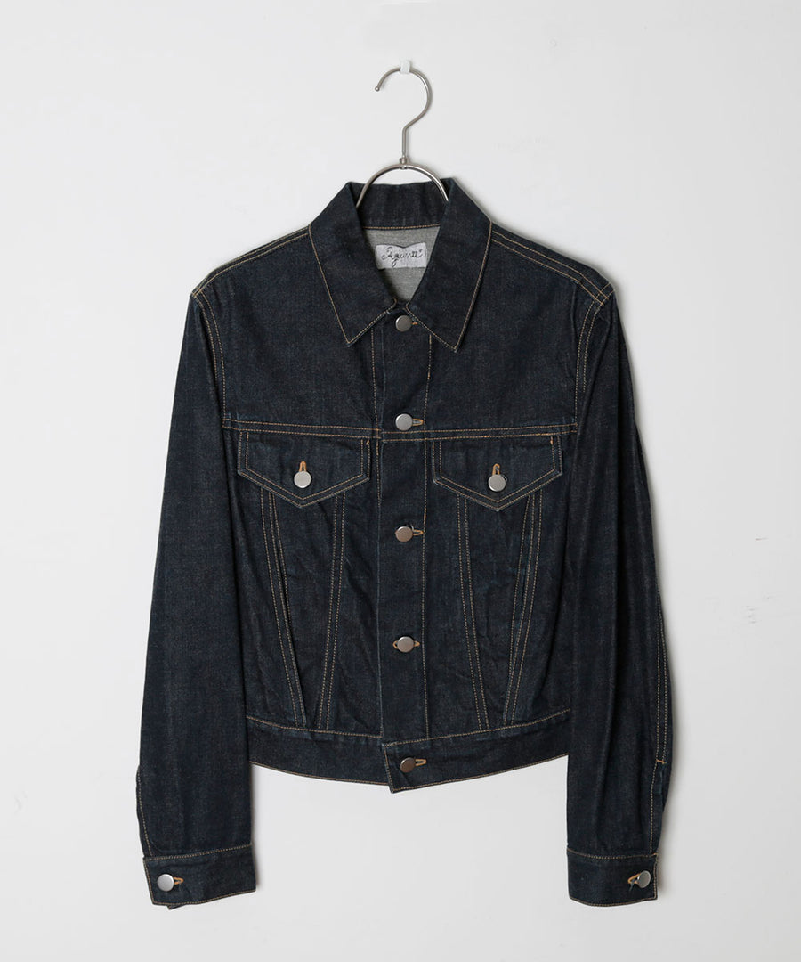 MULTI DENIM JACKET KAROLY