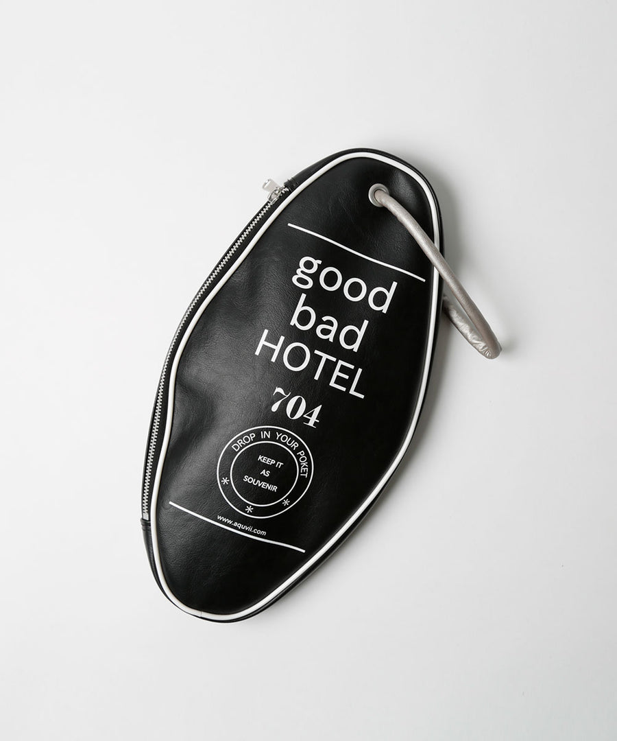 Motel key bag