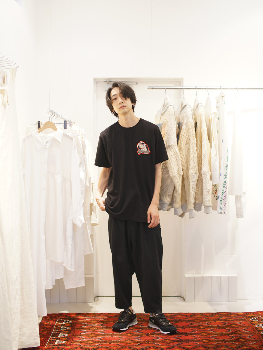 KENDAI × STOF  EMBROIDERY T-SHIRTS