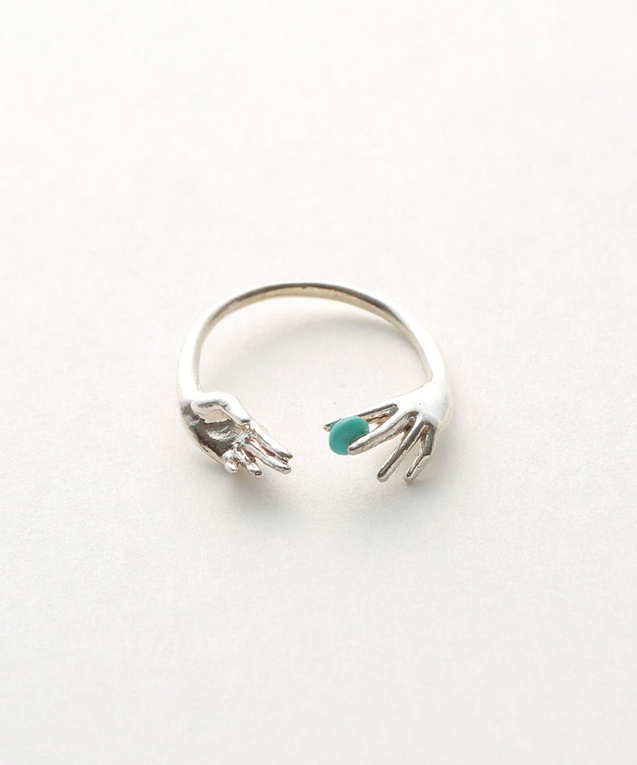 Throw into the sea ring