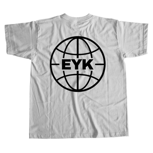 World Tee (White)