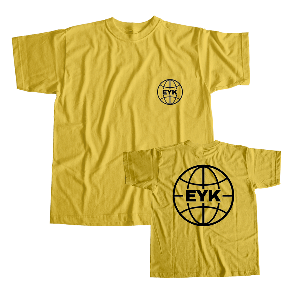World Tee (Yellow)