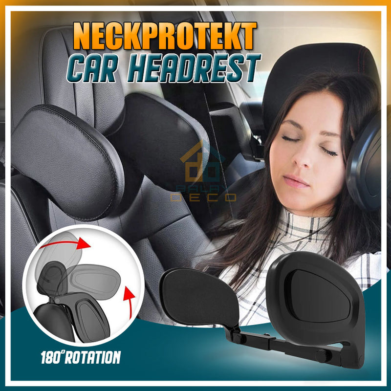 NECKPROTEKT - Car Seat Headrest Pillow – Balay Deco