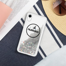 Load image into Gallery viewer, Liquid Glitter iPhone Case
