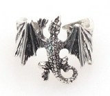 bague dragon vintage