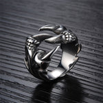 bague-dragon-griffe-decoratif