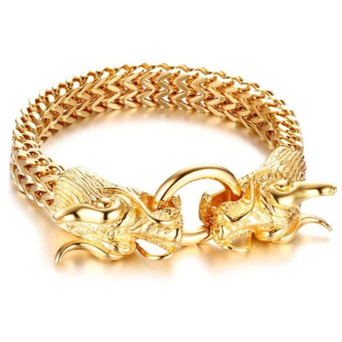 dragon bracelet or
