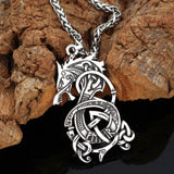 collier dragon viking