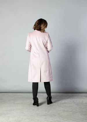 5009 - Wall Street Coat - Sweet Pink