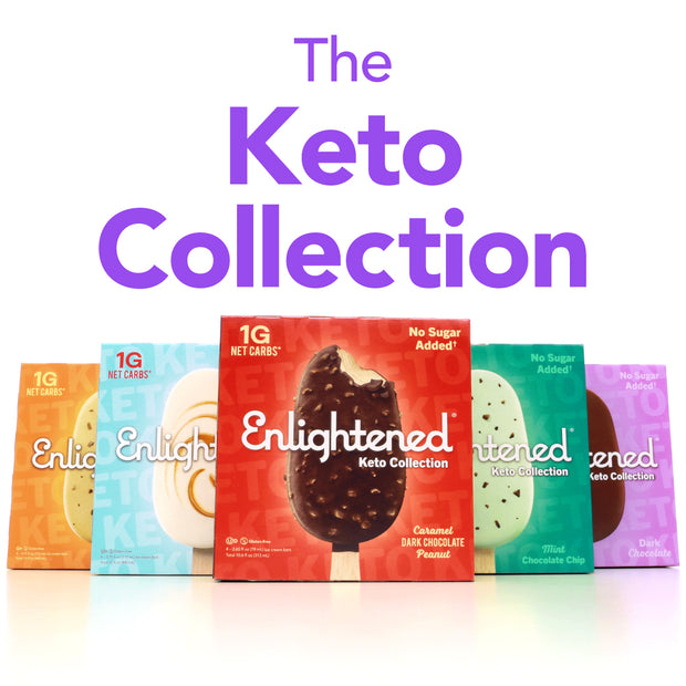 Keto Collection Bar Variety Pack - Enlightened