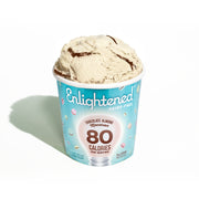 Dairy-Free Chocolate Almond Macaron Pint - Enlightened Ice Cream
